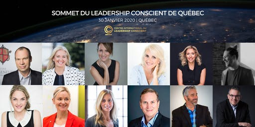 SOMMET DU LEADERSHIP CONSCIENT DE QUÉBEC