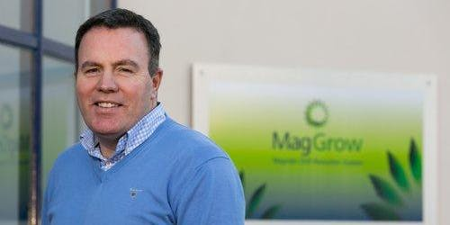 Founder Friday with Gary Wickham, CEO of Maggrow
