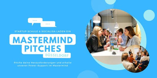 Startup Schule meets socialisa - Mastermind Pitches #3