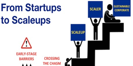How to startup & scaleup a multi-million dollar business from South Australia tickets
