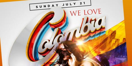 We Love Colombia - Day Party  | ViNE (Ink N Ivy) tickets