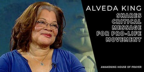 Alveda King Shares a Critical Message for Pro-Life Movement tickets