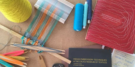 BS3 Summer Textile Academy for Kids 20th August tickets