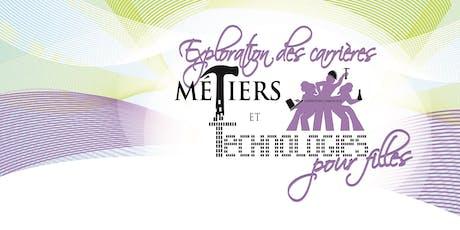 CARAQUET - Exploration des carrières en métiers et technologies pour filles billets