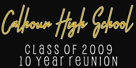 CHS Class of 2009 Reunion tickets