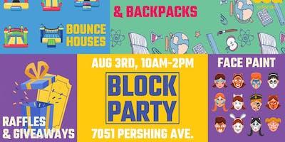 CDA Block Party