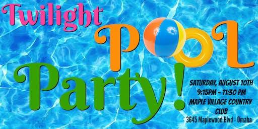ASN Omaha's Annual 2019 Twilight Pool Party