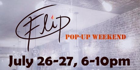 Flip Eats: A Filipino Pop-up Weekend @ Brown Butter  tickets