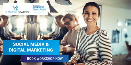 Social media 101 - Understanding how to use Facebook Instagram and Linkedin (Subiaco) by Sandra Tricoli tickets