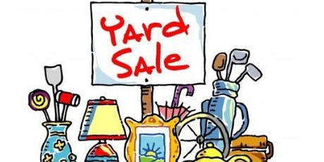 Eagles Way Community Yard Sale tickets