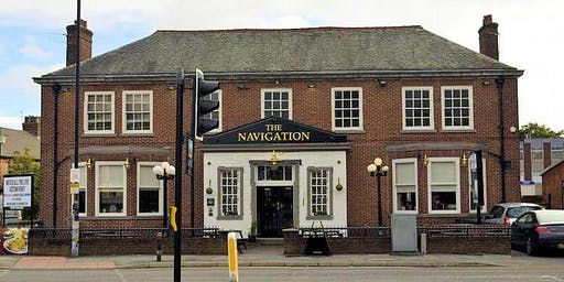 The Navigation Hotel Altrincham Ghost Hunt