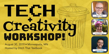 Tech + Creativity in the Classroom Workshop tickets