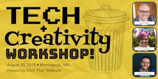Tech + Creativity in the Classroom Workshop