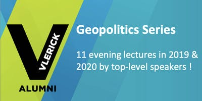The GEOPOLITICAL SERIES 2019/2020. Eleven top level evening lectures.