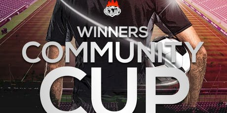 Winners Community Cup tickets