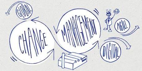 CHANGE MANAGEMENT – DIE ZUKUNFT POSITIV GESTALTEN Tickets