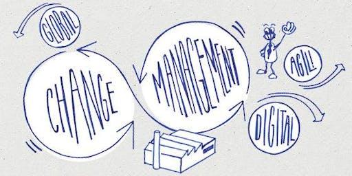 CHANGE MANAGEMENT – DIE ZUKUNFT POSITIV GESTALTEN