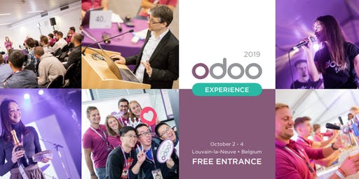 Odoo Experience 2019