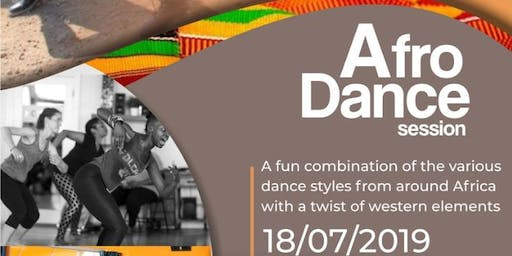 Afro Dance Sessions