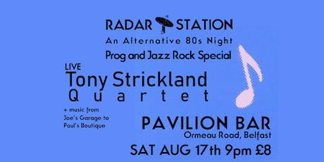 Radar Station Alt 80s Night with TS4 Live tickets