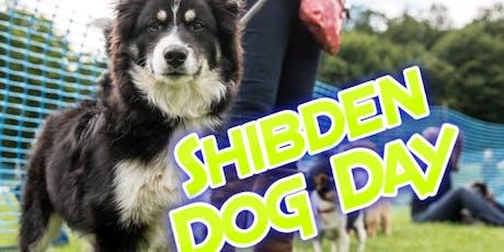 Shibden Dog Day tickets