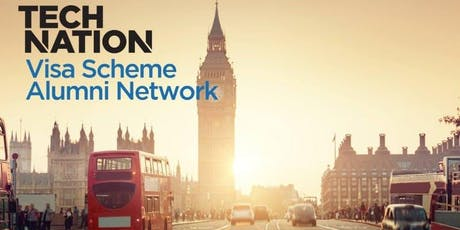Tech Nation Visa Alumni Network - July Drinks tickets