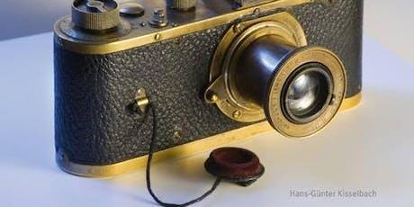 Hans-Günter Kisselbach - Barnacks erste Leica Tickets