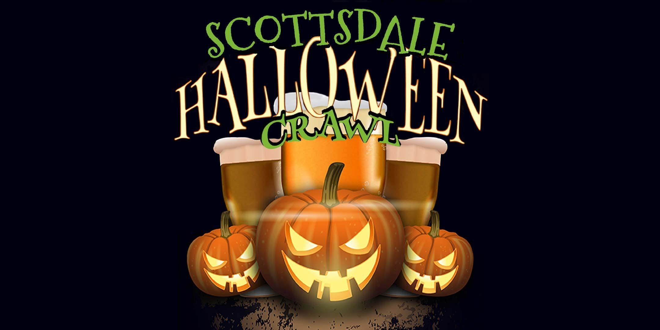 Scottsdale Halloween Crawl - Sat. Oct. 26th in Old Town