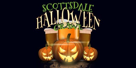 Scottsdale Halloween Crawl - Sat. Oct. 26th in Old Town tickets