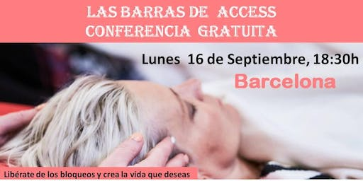 Conferencia: Las Barras de Access Consciousness