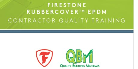 QBM Firestone Rubbercover Training  tickets