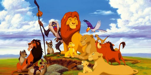 Kids in the Kitchen: The Lion King