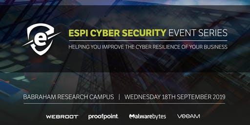 Espi Cyber Security Event Series