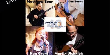 MNDA Summer Garden Concert tickets