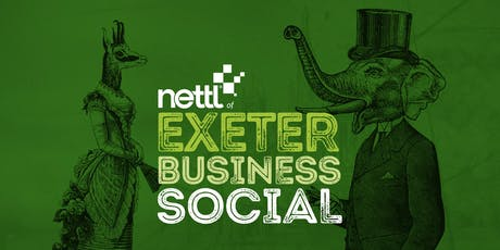 Nettl of Exeter Business Social tickets