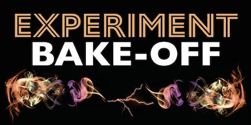 Experiment Boldly Challenge #1: BAKE-OFF