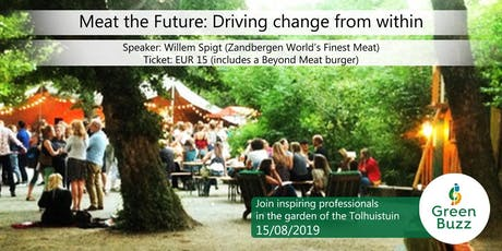 Meat the Future: Creating change from within tickets