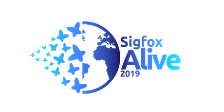 Sigfox Alive 2019 tickets