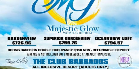Majestic Glow Women's Retreat tickets