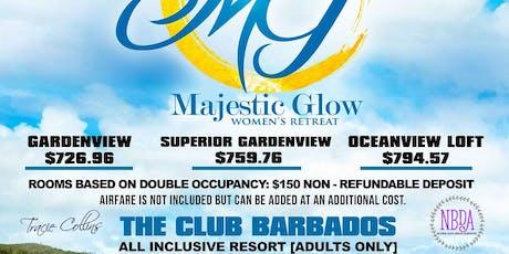 Majestic Glow Women's Retreat tickets