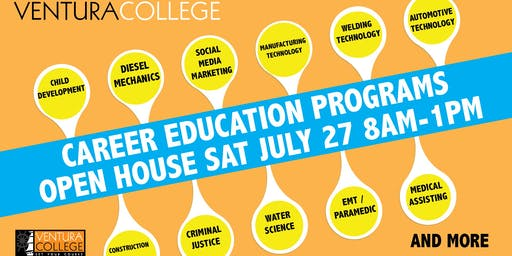 Ventura College Career Education Programs Open House