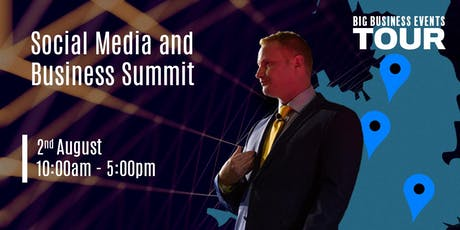 Social Media & Business Summit tickets