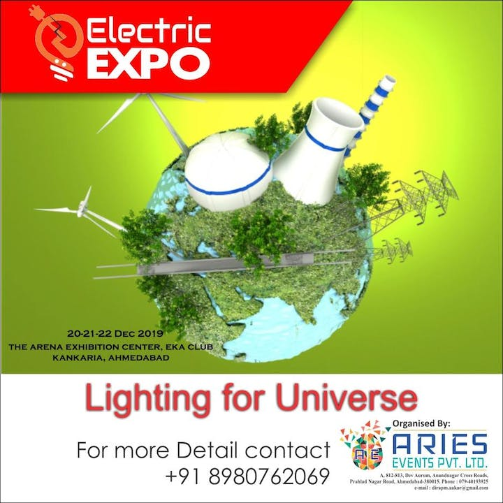 Electric Expo 2019 Tickets, Fri, Dec 20, 2019 at 10:30 AM