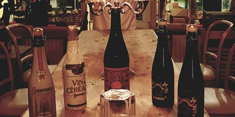 Aged Belgian beers - Exclusive tasting tickets
