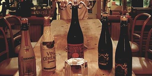 Aged Belgian beers - Exclusive tasting