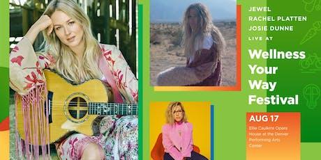 Jewel in Concert with Rachel Platten and Josie Dunne  tickets