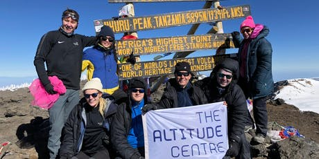 Kilimanjaro - The Adventure of a Lifetime tickets