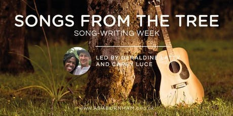SONGS FROM THE TREE 2020 - Song Writing Week tickets