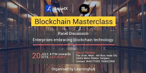 Blockchain Masterclass.