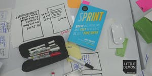 1-Day Google Design Sprint Bootcamp